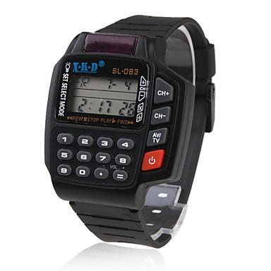 Orologio con calcolatrice e controllo a distanza for Soggiorni estivi telecom 2017