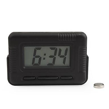 Lcd digitale auto orologio da tavolo cruscotto con luce for Orologio da tavolo thun