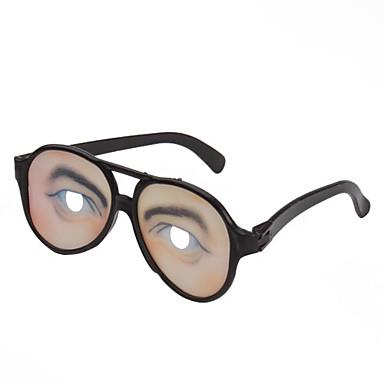 eye print lens joke glasses for