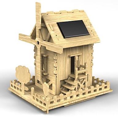 Solar juguetes de bricolaje casa de madera solar 417209 - Bricolaje para casa ...