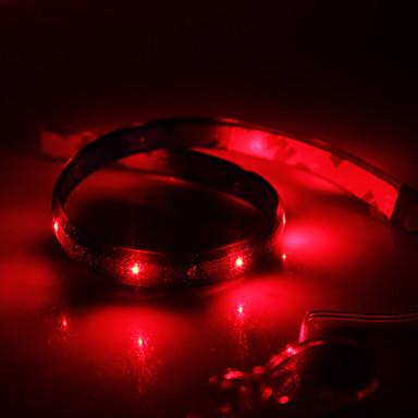 2016 – 방수 30cm 12-LED 빨간색 LED 스트립 조명 (12V) 476094 €1.64