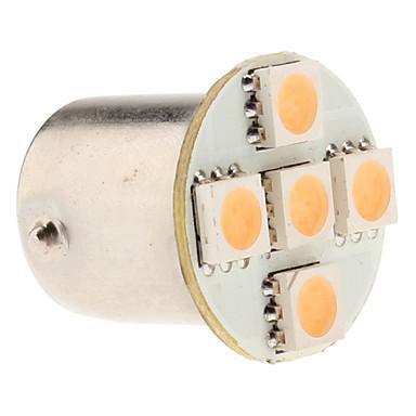 1156 5x5050 1W SMD Luce 55LM Viola LED Lampadina Lampada auto del ...