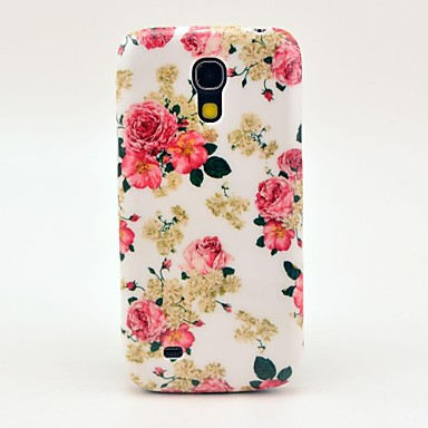 mooi nam bloemen patroon hard back cover case voor samsung. Black Bedroom Furniture Sets. Home Design Ideas