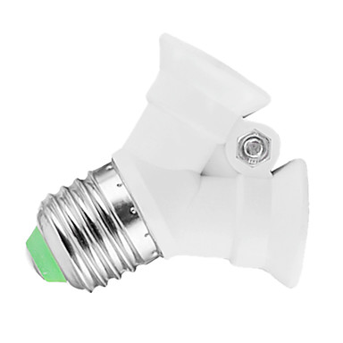 e27 naar 2xe14 led lampen socket adapter 1442536 2017. Black Bedroom Furniture Sets. Home Design Ideas