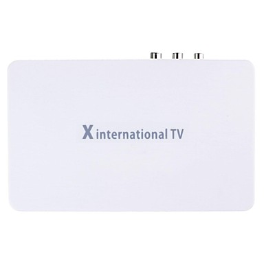 Satelliet tv ontvanger x international tv box set top box tv ontvanger set met afstandsbediening - Ontvanger x ...