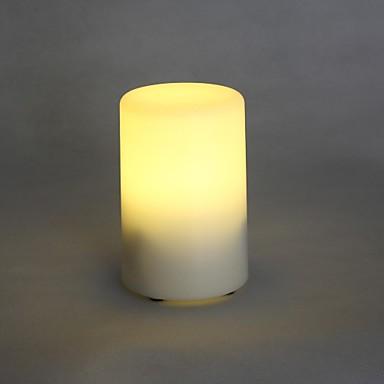eur warme gelb licht led tischlampe mit akku bar ktv hochzeits oder partei geschenke. Black Bedroom Furniture Sets. Home Design Ideas
