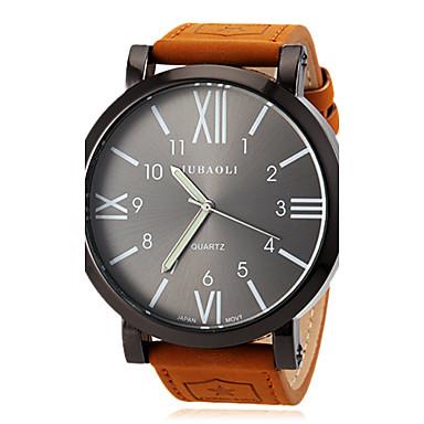 jubaoli® men s watch military r numeral big black dial casual jubaoli® men s watch military
