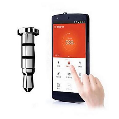 3.5 MM Headphone Jack Smart Key Shortcuts Dust Plug for Samsung ...