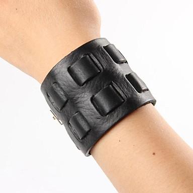 Nye mode vintage koskind mænds armbånd #02321659