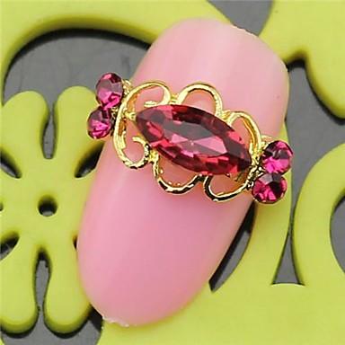 Kunst diy søm skønhed negle dekoration neglesalon neglen 02246933