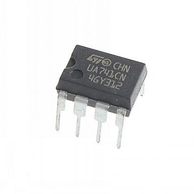 UA741 UA741CN DIP-8 Integrated Circuits IC (10pcs) 2422314 2017 ...