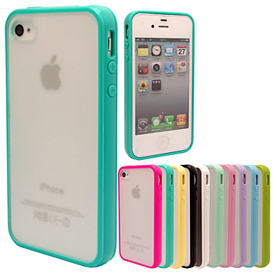 ... Hard Case for iPhone 4/4S (Assorted Colors) 3032378 2017 – $1.99