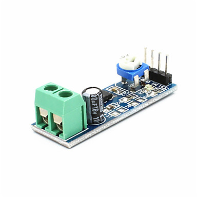 LM386 Wide Vin Low Power Audio Amplifier with Internal