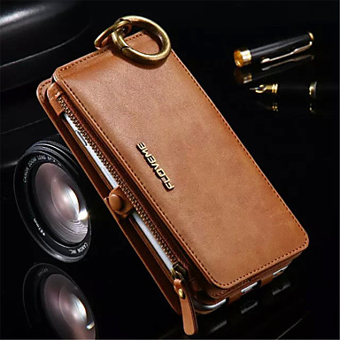 Pu Leather Zipper Handbag Wallet Purse With Card Slot