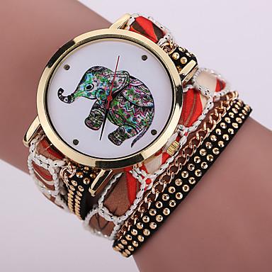 nouveau bracelet en tissu montre bracelet des femmes de style d 39 t montres marque genevoise. Black Bedroom Furniture Sets. Home Design Ideas