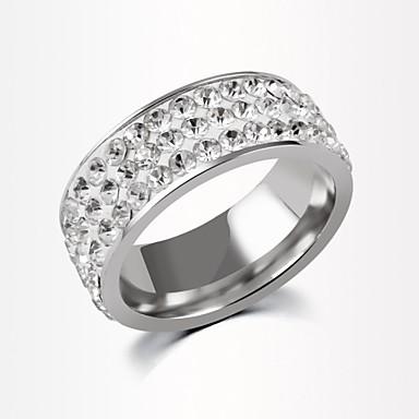 fashion spinner rhinestone ring for men stainless steel. Black Bedroom Furniture Sets. Home Design Ideas
