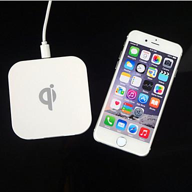 q1 nouveau chargeur sans fil q8 standard pour samsung s8 s8 plus s76 ou autre t l phone. Black Bedroom Furniture Sets. Home Design Ideas