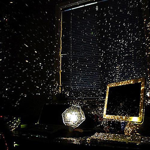 Проектор, светильник звездное небо (2xAA / USB) от MiniInTheBox.com INT