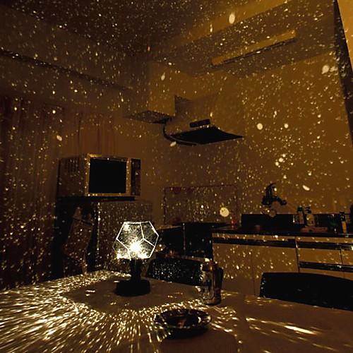 Светильник-проектор ночного неба (2xAA/USB)