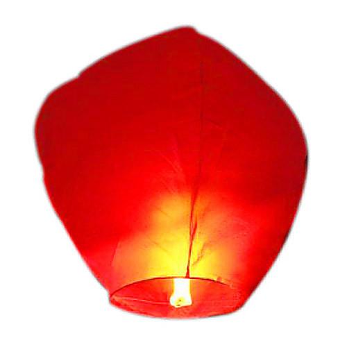 kongming света летать небо фонарь (случайный цвет)  128.000