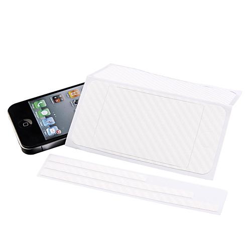 DIY защитные наклейки для iphone 4 - белый  85.000