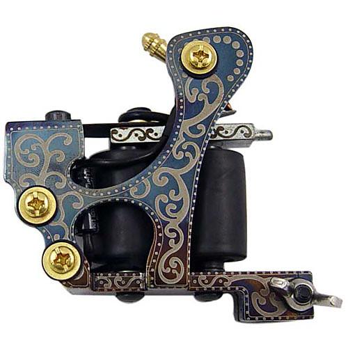высокое качество ручной полированного железа машины татуировки вкладыша (HB-wgg069-железо)
