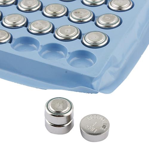 Набор батареек-таблеток LR44 (50 шт.)  257.000