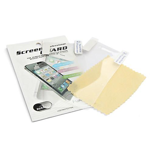 Передняя и задняя защитные пленки с ветошью для iPhone 4/4S  36.000