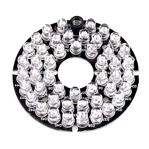 Инфракрасная лампа 48-LED Illuminator Board Plate for 3.6mm Lens Security Camera для Безопасность системы 661.5cm 0.015kg