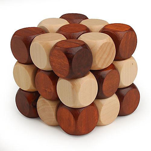 деревянные мозга IQ teasr поворот дракона IQ головоломка магический куб  231.000