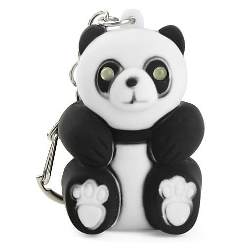 Брелок Черный Резина Мода, С подсветкой, Светящийся Назначение День рождения / Бизнес / Подарок бижутерия в подарок