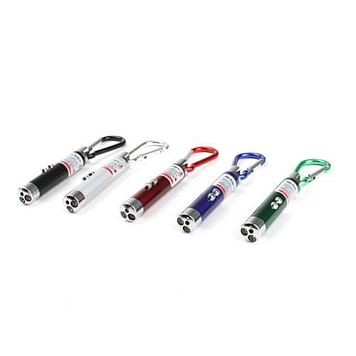 Фонари-брелоки Пластик для LR44
