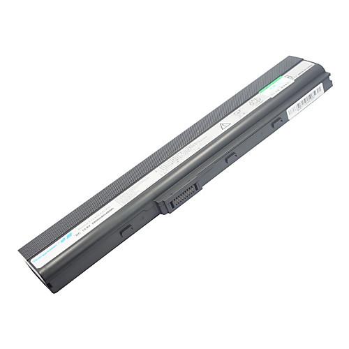 Батарея для ASUS A40J A42 A52 A62 B53 F85 F86 K42 K52 K62 N82  1439.000