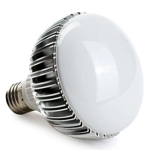 910lm E26 / E27 Круглые LED лампы 12 Светодиодные бусины Высокомощный LED Естественный белый 85-265V