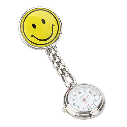 Женские карманные аналоговые кварцевые часы