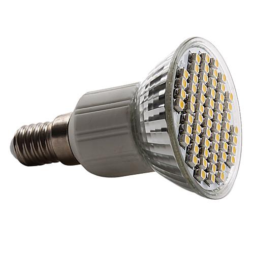 2800 lm E14 GU10 E26/E27 Точечное LED освещение PAR38 60 светодиоды SMD 3528 Тёплый белый Естественный белый AC 220-240V цена