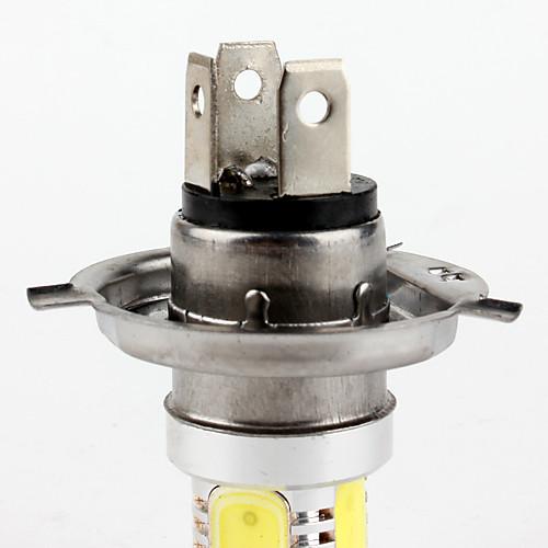 H4 мощная 7,5 Вт 400 люмен лампа для авто с 5 светодиодами  278.000