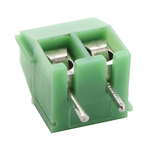 3,5 мм 2-позиционный клеммы (50 штук в упаковке)  257.000