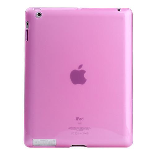 Прозрачный защитный кейс из полимера для  iPad 3 и iPad 4. Цвета в ассортименте  343.000
