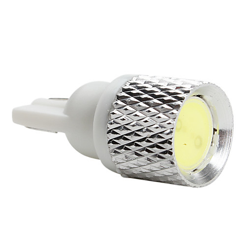 t10 1w 50lm привело белый лампа для автомобиля (12 В постоянного тока)-пары  128.000