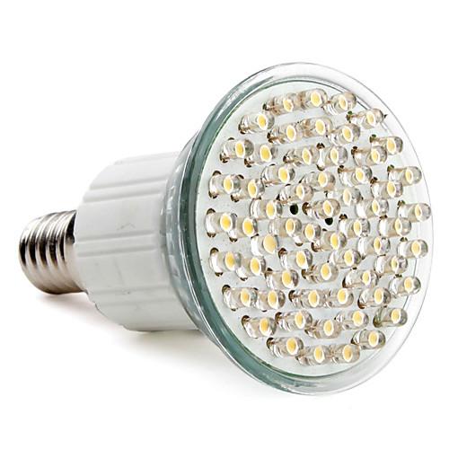 2800 lm E14 GU10 E26/E27 Точечное LED освещение PAR38 60 светодиоды Высокомощный LED Тёплый белый Естественный белый AC 220-240V цена