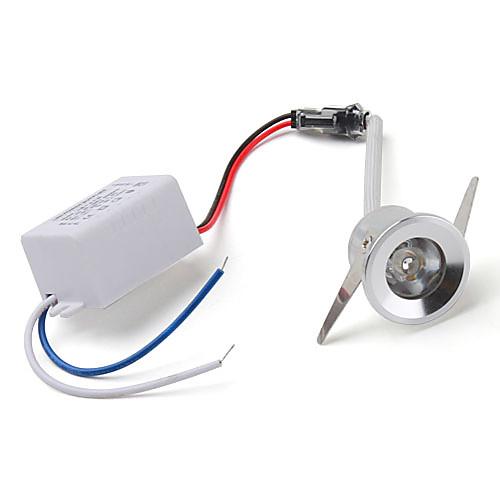 1w 100lm 3500k теплый белый привело потолочный светильник вниз свет привел водителя (AC 85 ~ 265V)