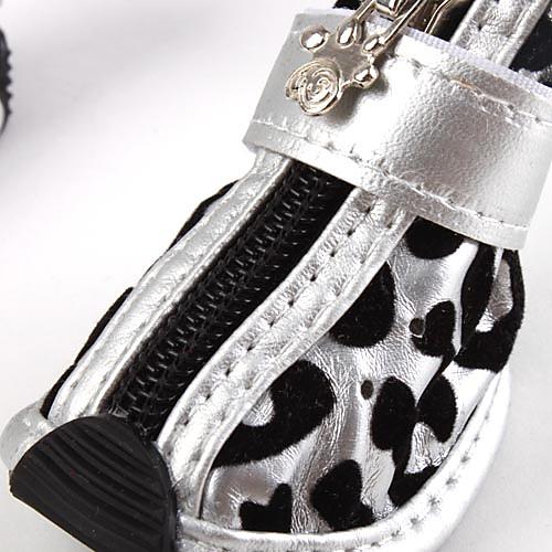 Водонепроницаемый PU кожа животного Собака сапоги обувь  364.000