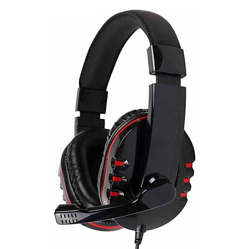 Kanen км-790 стерео наушники гарнитура с микрофоном микрофон для геймеров (разные цвета)  771.000