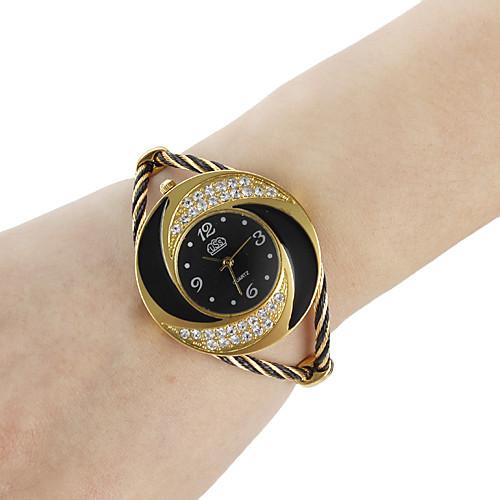 Женские аналоговые кварцевые часы-браслет (разные цвета)  240.000