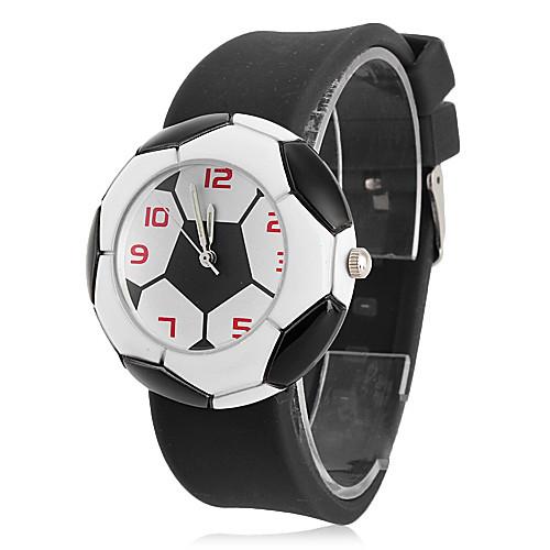 Детские аналоговые кварцевые наручные часы с силиконовым ремешком (разные цвета)  300.000