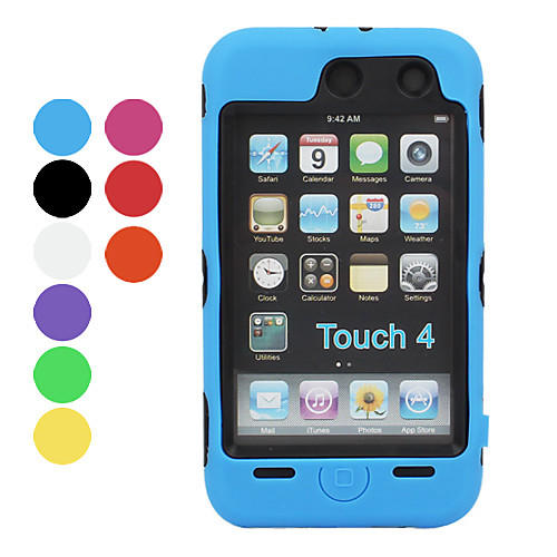 анти случае защитник удар с экрана страже ITouch 4 (разных цветов)  214.000
