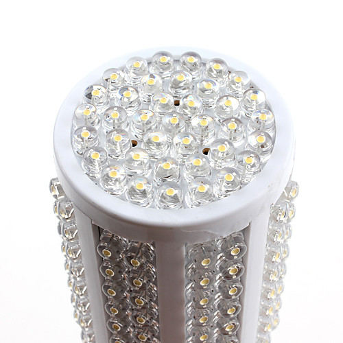 E27 9W 166-500lm Светодиодный 2800-3300K теплый белый свет лампы привело кукурузы (220-240V)  386.000