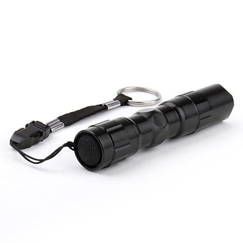 Полицейский светодиодный фонарь (1 режим, 50 лм, 1xAA, черный)  149.000