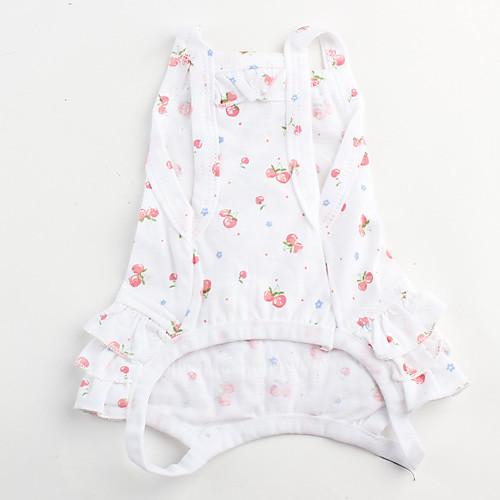 Платье из хлопка для собаки (XS-L)  214.000